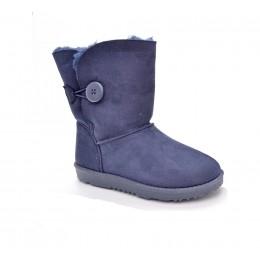 bbfd09e22e Μποτακια Γυναικεια Τυπου UGG Με Γουνα Χρωμα Μπλε 163072 – Παπούτσια  Τσαγγόπουλος