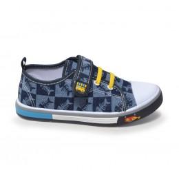 Παιδικα Αθλητικα Παπουτσια Για Μικρα Αγορακια Χρωμα Μπλε 012051 7f59c2b61a1
