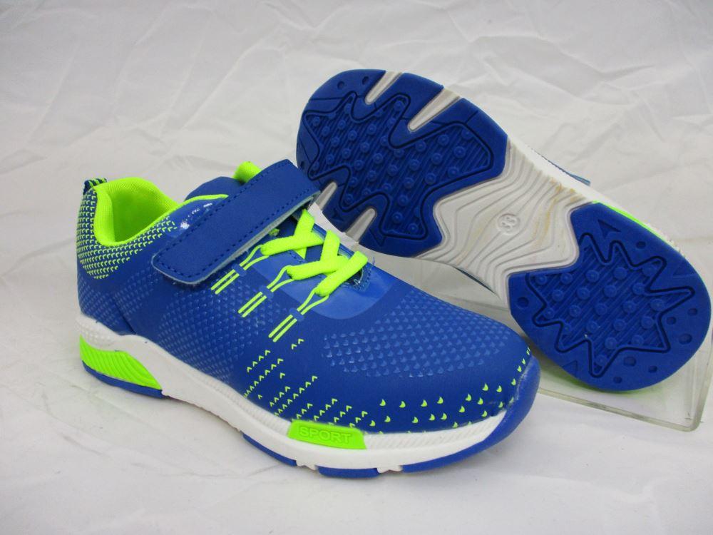 ad553bc6914 Παιδικα Αθλητικα Παπουτσια Με Αυτοκολλητο Για Αγόρι Χρωμα Μπλε 17890 ...