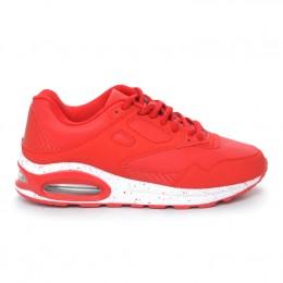 10163027097 Εφηβικα Αθλητικα Παπουτσια Αεροσολα Χρωμα Κοκκινο 178005
