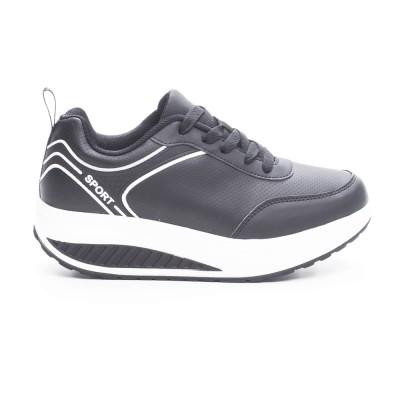 Γυναικεια Αθλητικα Παπουτσια Fitness Αεροσολα Χρωμα Μαυρο 400044 77e30e259ea