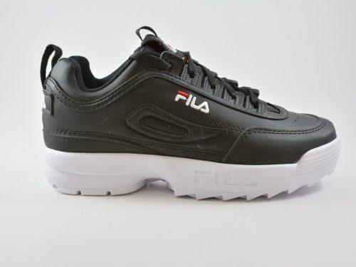 e1233a05578 Γυναικεια Αθλητικα Παπουτσια Fila Χρωμα Black/White Τ005663