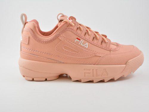 9ad1cf201b8 Γυναικεια Αθλητικα Παπουτσια Fila Χρωμα All Pink Τ005663
