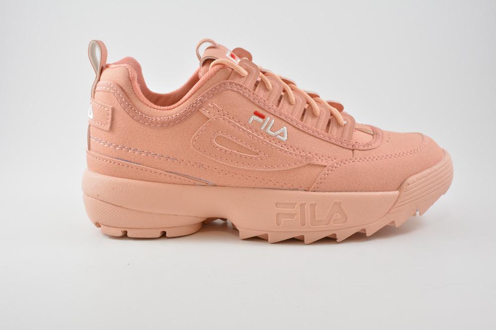 3369b9a44c5 Γυναικεια Αθλητικα Παπουτσια Fila Χρωμα All Pink Τ005663