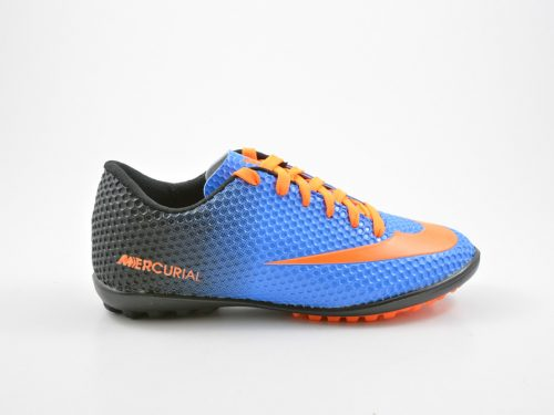 0c356bfbb03 Παιδικα Αθλητικα Παπουτσια Με Σχαρα Για Αγορι Χρωμα Μπλε/Πορτοκαλι Τ1001